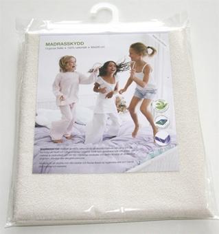 Billede af Økologisk frotte standard seng