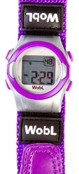 Billede af Armbåndsur WobL Watch Lilla