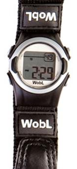 Bild von Armbandsklocka WobL Watch Svart