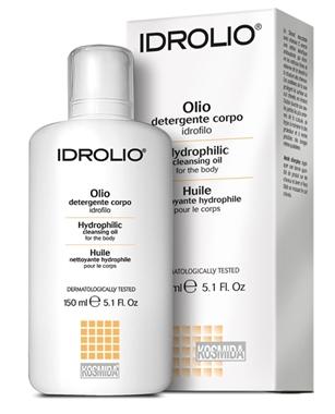 Picture of Dermatologisk rengöringsolja Idrolio