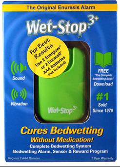 Bild von Bärbart alarm Wet-Stop3 Grön